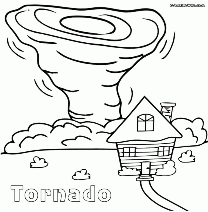 tornado coloring pages  coloring pages super coloring