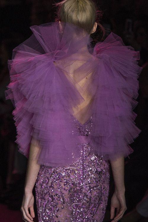 """ Zuhair Murad   Haute Couture   Spring 2017 """