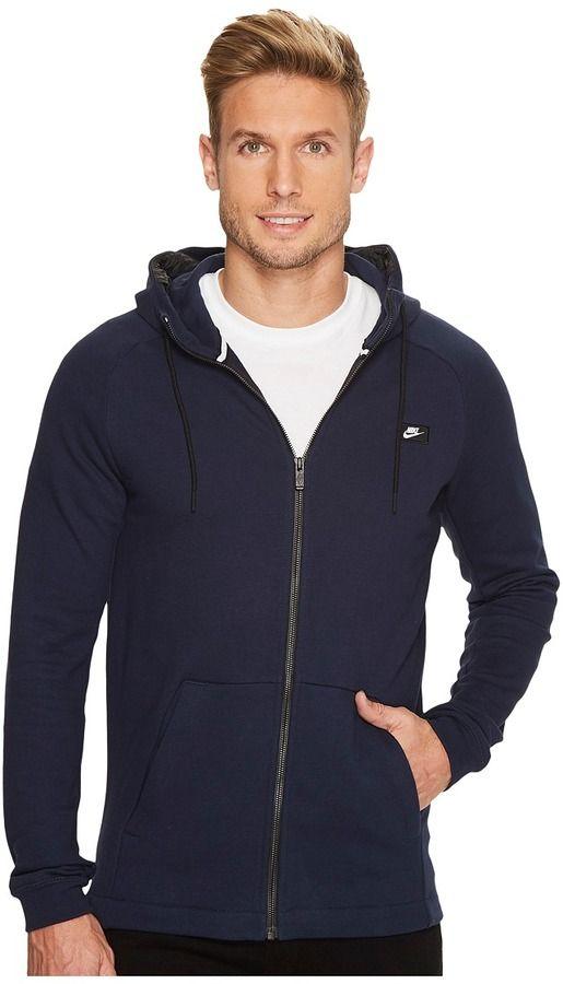 Nike Sportswear Modern Full-Zip Hoodie Men's Sweatshirt