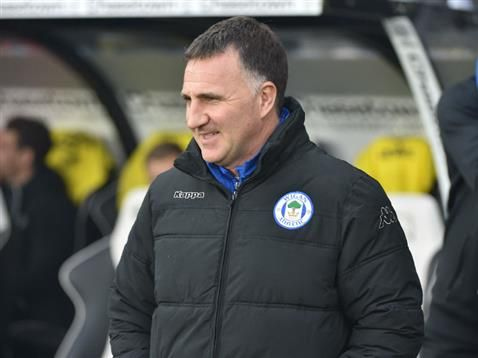 Wigan Athletic manager Warren Joyce reflects on his sides 0-0 draw at Derby County on New Years Eve in the Sky Bet Championship