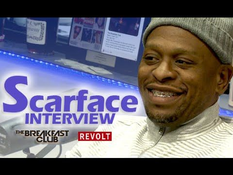 Scarface Talks New Book 'Diary of a Madman' on The Breakfast Club [Video]- http://getmybuzzup.com/wp-content/uploads/2015/04/scarface-650x355.jpg- http://getmybuzzup.com/scarface-the-breakfast-club/- Scarface Talks New Book 'Diary of a Madman' Scarface talks new book Diary of a Madman, Geto Boys, Health Issues and more. Enjoy this videostream below after the jump. Follow me:Getmybuzzup on Twitter|Getmybuzzup on Facebook|Getmybuzzup on Google+|Getmy