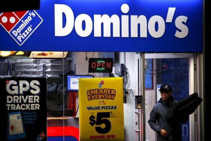 Australia's Domino's Pizza posts record annual profit