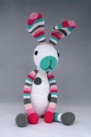 Patroon Snuf Konijn. #crochet #amigurumi