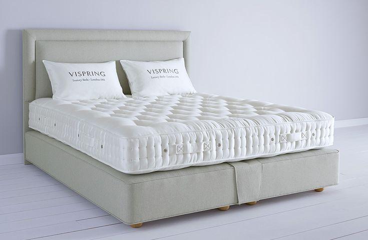 Baronet Superb - Vispring łóżko klasyczne