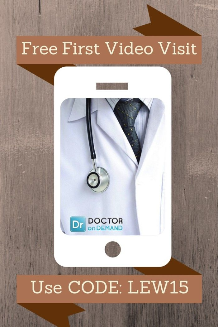 Doctor on demand coupon code