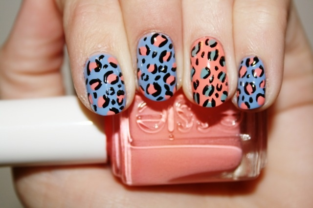 Seeing Spots - nail art by Polish You Pretty: Nail Art Tutorials, Nails Art Tutorials, Leopards Prints, Animal Prints, Leopards Nails, Animales Prints, Cheetahs Prints, Prints Nails, Nails Tutorials