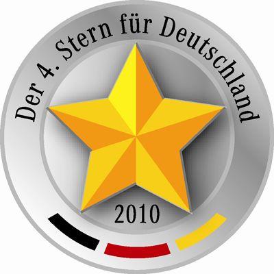 """""""Der 4. Stern für Deutschland""""   Eine gemeinsame Initiative vom DFB und Mercedes Benz zur Fußball WM in Südafrika"""