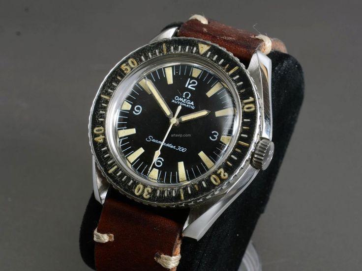 Omega Seamaster 300 Vintage Tritium 'First Series'
