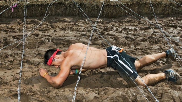 The Ultimate Obstacle Course Race Training Plan   Outside Online