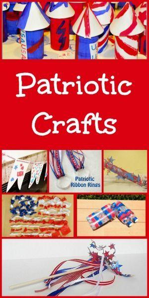 Kids Craft For Veterans Day