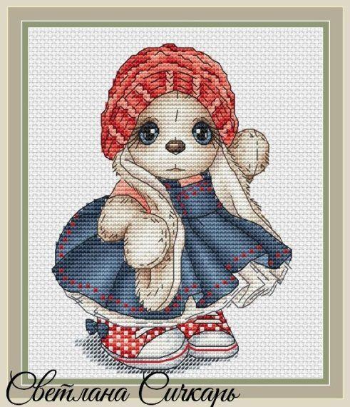 Схема для вышивания Сичкарь Светлана #9660 (большая картинка)