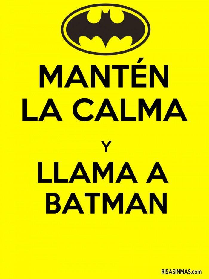 Keep_calm Manten la calma y llama a batman