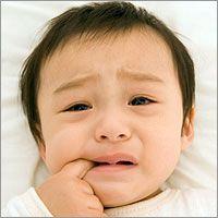 Teething symptoms