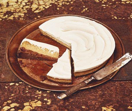 Deník Dity P. - Dýňový cheesecake