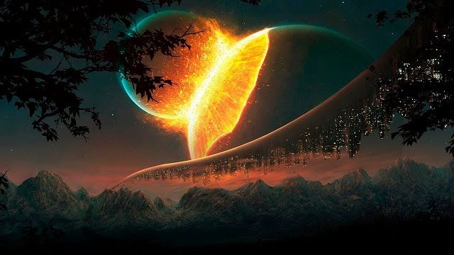 What If The Earth Suddenly Stopped Spinning Wallpaper Space