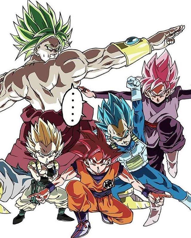 Dragon Ball Z Lightning