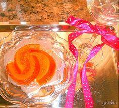 Μα...γυρεύοντας με την Αλεξάνδρα: Πορτοκάλι γλυκό κουταλιού