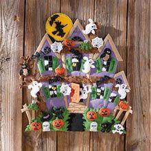 Bucilla® Haunted House Wall Hanging Felt Kit