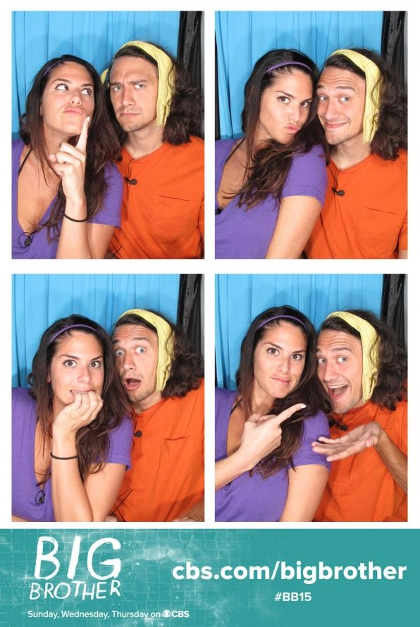Big Brother Photos: Amanda and McCrae on CBS.com .. Oh how I LOVE MCCRANDA!