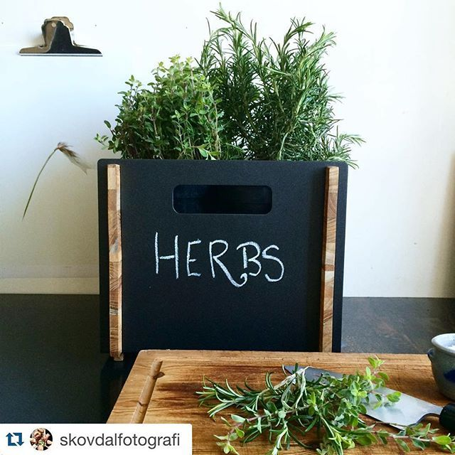 Repost from @skovdalfotografi from todays photoshoot ✨ ・・・Our great storage-box Box #canelineelements #caneline #box  #herbs #storage #skovdalodense