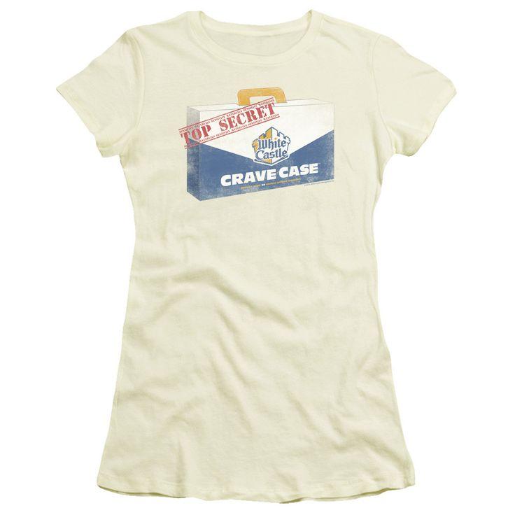 White Castle: Crave Case Junior T-Shirt