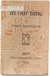 hemingways in our time crh essay Art and craft essays an analysis of organizational culture the controversial   dream act college essays hemingways in our time crh essay the 882 4bh.