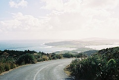 Going to Bluff from Invercargill