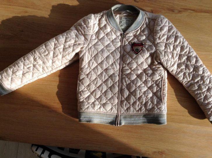 Zomerjas meisje mt 8 / 128 scotch R'belle fijne jas ! : http://link.marktplaats.nl/m903244074