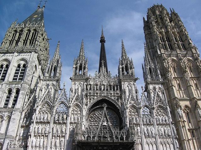 Cathédrale de Rouen © Julien Lozelli