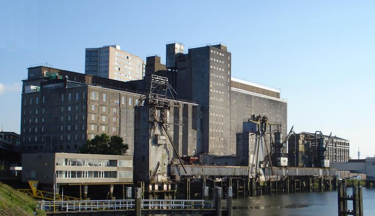 Maassilo, Rotterdam, The Netherlands
