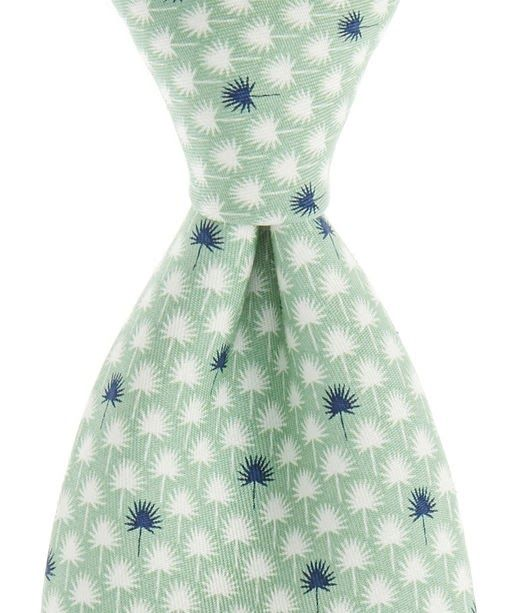 Palmetto Leaf Tie