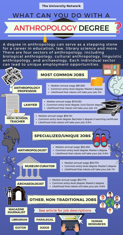 12 Jobs For Anthropology Majors The University Network Anthropology Major Anthropology Anthropology Degree