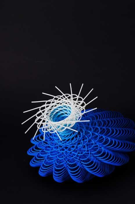 3d-geprint sieraad van Kuppers Ook de ontwerpers van ons sieraad van het jaar!