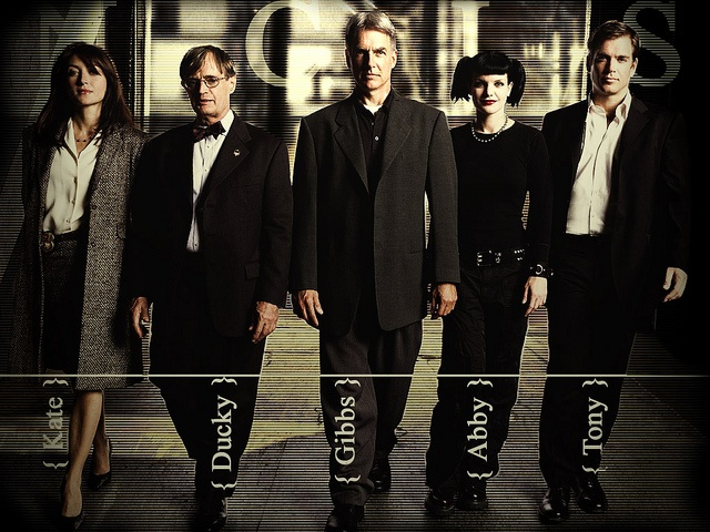 NCIS - our #1 fave show.