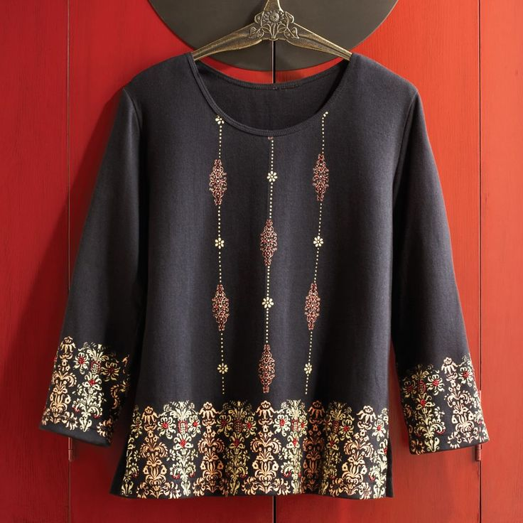 Indonesian Batik-inspired Shirt | National Geographic Store