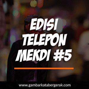 Gambar Kata Lucu Bahasa Sunda Bergerak, edisi telepon mekdi #5