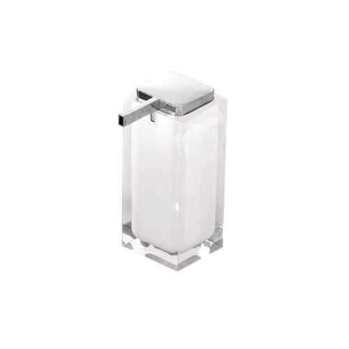 White Soap Dispenser - Thermoplastic Resins | Gedy RA80-02