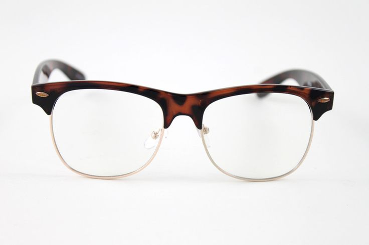 Tortoise Shell Glasses Half Frame : Half Frame Tortoiseshell glasses - Just the right bits of ...