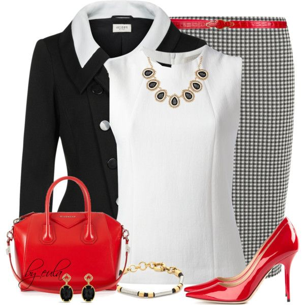 """""""Working 9 to 5 (Outfit Only)"""" by eula-eldridge-tolliver on Polyvore"""