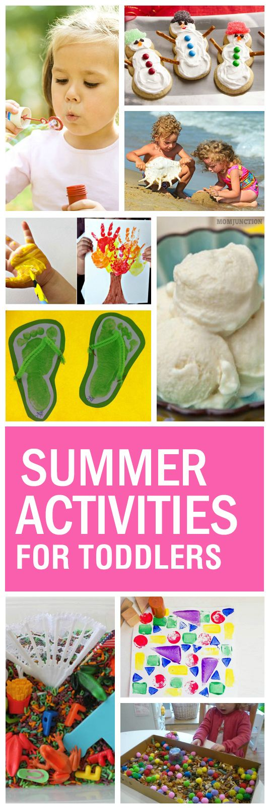 Summer Activities For Toddlers: Your sweet baby is now a terrific toddler, who does not like to sit still for more than ten seconds! Research indicates that spending time with toddlers helps with better cognitive development for them. Let's look at 10 interesting summer activities for #toddlers