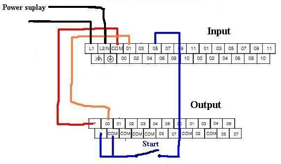 Omron Wiring Diagram - Wiring Diagram Dash on potter brumfield relay schematic, allen bradley relay schematic, idec relay schematic,