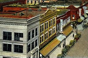 """Kresge's and Woolworth's were """"Dime Stores."""""""