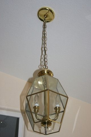 A Light Fixture Goes From Br To Cl Painting Pinterest Chandeliers House And Lights