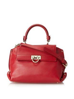 Salvatore Ferragamo Women's Sofia Bag, Rose