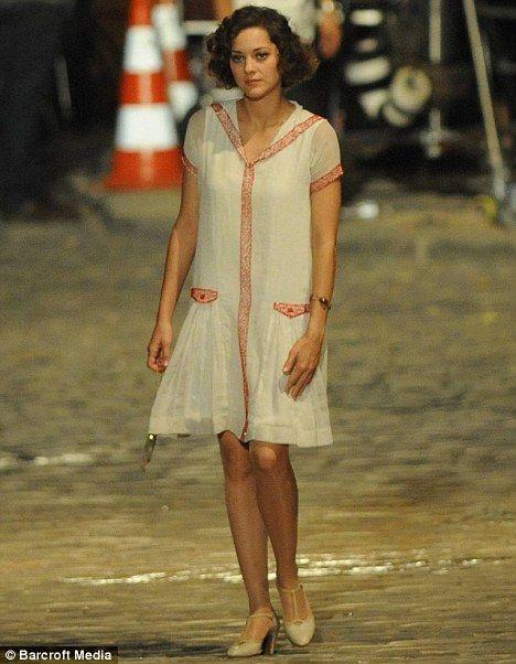 midnight in paris: Summer Dresses, Paris Fashion, Flappers Dresses, Dresses Style, Midnight In Paris, Marion Cotillard, Paris Dresses, Flappers Style, Paris Style