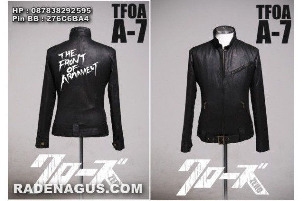 Jaket Crows Zero – TFOA The Front Of Armament A-7