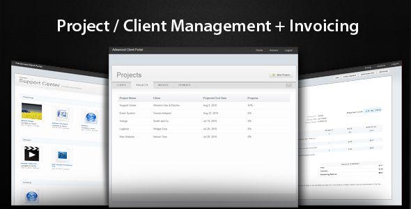 Advanced Client Portal