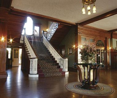 America's Most Haunted Places: Stanley Hotel, Estes Park, CO
