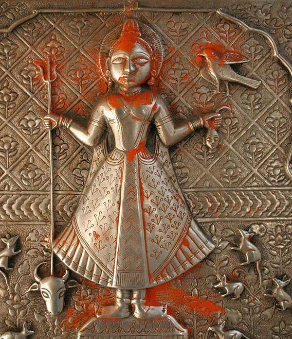 Karni Mata, the Rat Temple in India