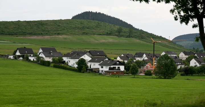 Somewhere in Hessen, Germany